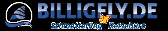 Billigflüge - Billigflug - Billige Flüge und Reisen bei billigfly.de